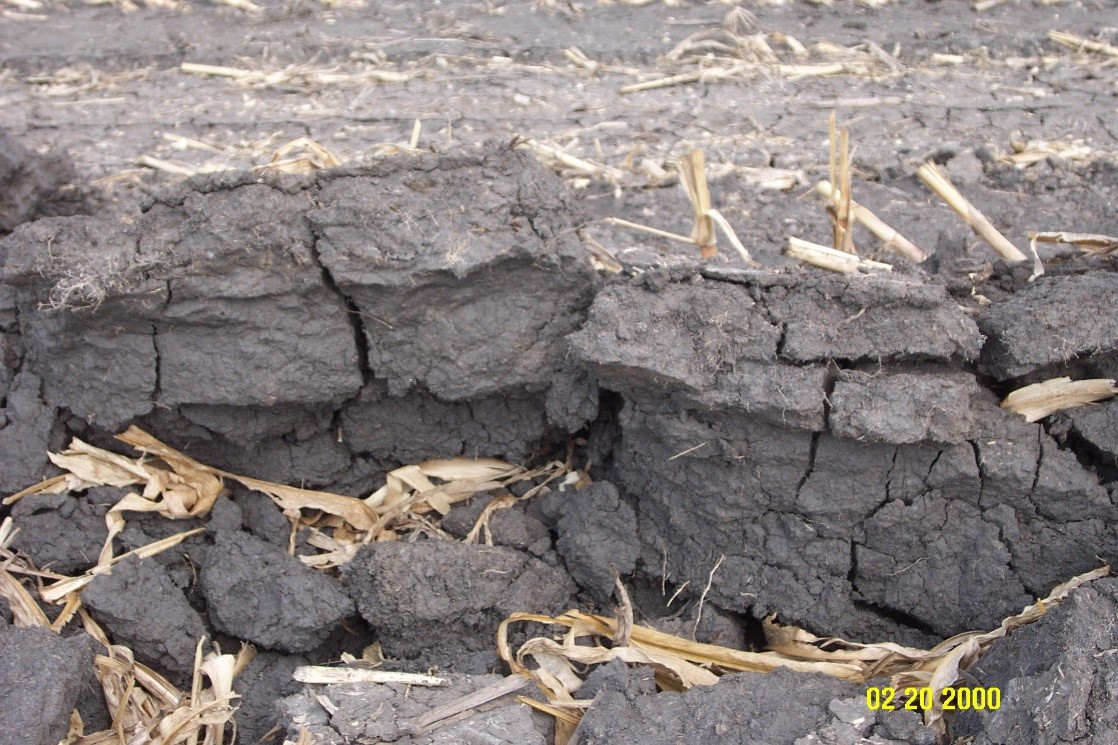 Soil With Gypsum Additives : Why gypsum works in your soils part offsets